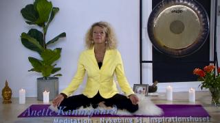 20.07.06. Anette Kannegaard Meditation Nykøbing Sj. Inspirationshuset